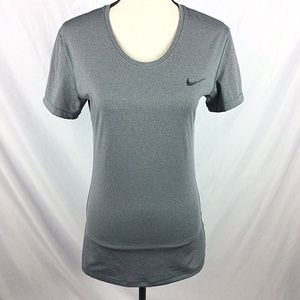 Nike Pro Dri-Fit Fitted T-Shirt Ventilated Back